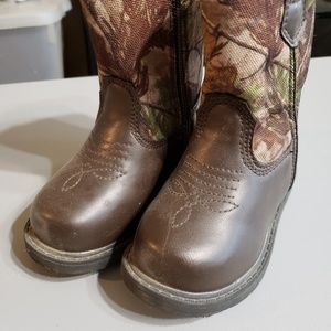 Realtree Boots